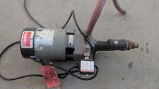 Dayton 1/2 HP Cast Iron Shallow Well Pump, 13.0/6.5 Amps