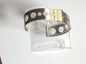 Vintage Tissot 18mm 007 Stainless Steel Rally Sport Bracelet