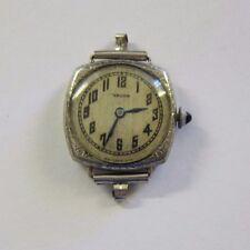 Vintage Gruen Guild Ladies Wristwatch Head Gold Filled 17J 3ADJ.
