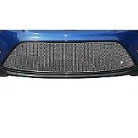 ZUNSPORT FRONT LOWER GRILLE SILVER for FORD FOCUS ST MY08 2008-10 ZFR35108