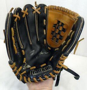 Franklin Bo Jackson 4662 Black Leather Baseball Glove Mitt Left Hand Throw