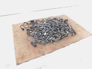07 2007 Buell XB XB9 & XB12 Firebolt Lighting & Ulysses Nuts Bolts Parts Box Lot