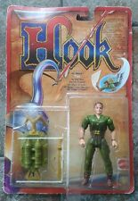 Hook Air Attack Pan 2853 Action Figure on Blister Card RARE