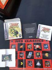 The Legend Of Zelda Minish Cap Nintendo Game Boy Advance GBA Genuine