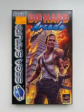 Sega Saturn Die Hard Arcade PAL