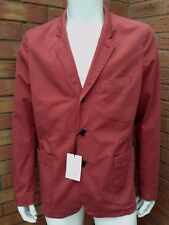 PAUL SMITH JEANS DISTRESSED COTTON SINGLE BREASTED JACKET BLAZER BNWT SIZE L/XL