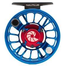 Nautilus X Series XM Reel (4-6 WT) Custom Blue - Free US Shipping