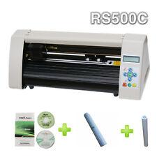 Rs500c Mini 15 Desktop Cutting Plotter Amp Artcut Software Amp Vinyl Sticker Amptape