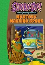 Scooby-Doo Early Reading Adventures: Scooby-Doo and the Mystery Machine Spook...