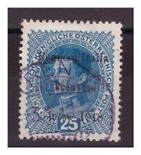 TRENTINO  ALTO ADIGE   1918 -    25   HELLER   USATO
