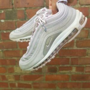 Nike Air Max 97 particle Rose glitter pack pink Trainers UK 9 EUR 44 AT0071 600