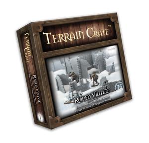 Terraincrate: Ruined Village - Mantic Games