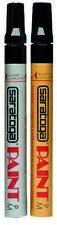 Pennarello punta media per ritocchi auto paint argento saratoga - 97015011