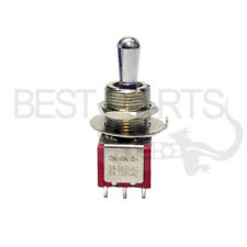 Bestparts Guitar DPDT 3 Way ON ON ON Toggle Switches - 6pin *45EA
