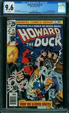 HOWARD THE DUCK #  4  US MARVEL 1976  Gene Colan  NM+ CGC 9.6 2nd highest