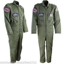 KIDS RAF FLIGHT SUIT RED ARROWS AGE 3 - 13 ARMY BOYS PILOT FANCY DRESS COVERALLS