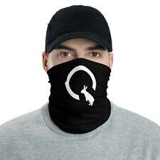 Q White Rabbit Qanon Wwg1Wga Face Mask Anon Neck Gaiter