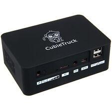 Cubietech Cool Black Case box for Cubietruck Cubieboard3 Ewell case CB3
