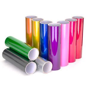 Candy Metallic Gloss Vinyl Wrap - All Colours & Sizes - Air / Bubble Free