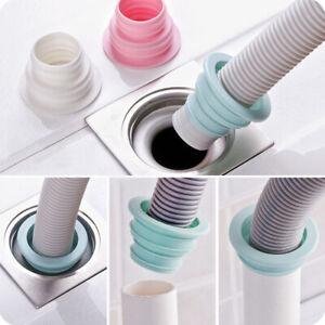 Plastic Deodorant Wash Machine Pipe Anti-odor Telescopic Sewer Connector Too OH