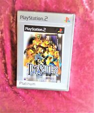 Time Splitters - Game - Sony PlayStation 2 - PS2 – Complete