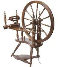 Kromski Polonaise Walnut Spinning Wheel FREE Shipping Special  Bonus