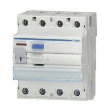 Hager Sicherungsautomat Leitungsschutzschalter FI-Schutzschalter MBN MCN CDA