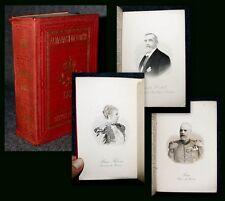 1900 Genealogie Almanach de Gotha Ludwig III. von Bayern Emile Loubet France