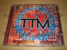 Argentina Te Asesina En Vivo by Todos Tus Muertos (CD, 1995, Del Cielito)