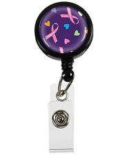 Prestige Medical Retractable Badge Holder * Love and Believe Model: S13*