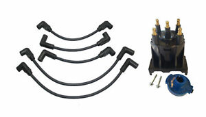 Mercruiser 3.0LX Spark Plug Wires, Rotor and Distributor Cap 84-811635Q2 3854261