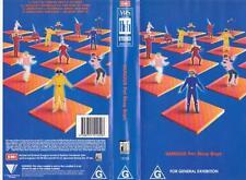 PET SHOP BOYS VARIOUS  VHS VIDEO PAL~ A RARE FIND~