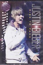 Justin Bieber-Rise To Fame Music DVD Sealed