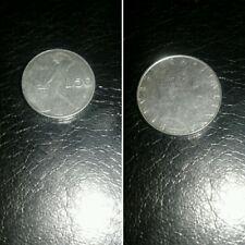 Italia piccola Moneta Repubblica del 1990 50 lire