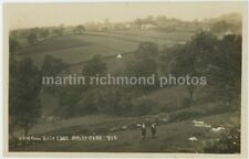 Sheffield, View from Back Edge Birley Carr, Furniss Real Photo Postcard, C020