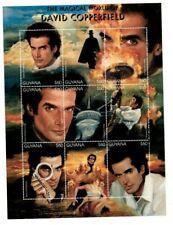 Guyana - 1995 - David Copperfield - Sheet Of 9 - MNH