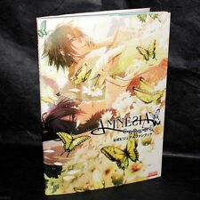 Amnesia Crowd B'sLog Collection Official Visual Fan Book - Anime Manga NEW