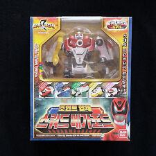Bandai Power Rangers SPD Joint Gattai Delta SQUAD MEGAZORD Dekarangerrobo 2012