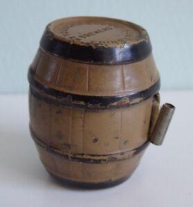 Novelty Tape Measure 1938 Scottish Glasgow Exhibition - Wm Younger Beer Barrel