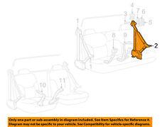 GM OEM Front Seat-Belt & Retractor Left 12377465