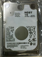 "HGST HTS541010B7E610 1TB Z5K1 2.5"" SATA 6Gb/s 128MB Cache 7mm Hard Disk Drive"