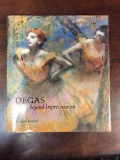 Degas Beyond Impressionism 1996 Hardback Richard Kendall PreownedBook.com