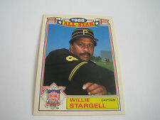 1989 TOPPS BASEBALL WILLIE STARGELL ALL-STAR CARD #22***PITTSBURGH PIRATES***