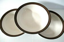 """CARICO  """"SOUP / SALAD BOWL""""  ~ (LOT OF 3) ~  *** MADE IN JAPAN ***"""