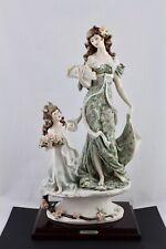Rare Giuseppe Armani Figurine Rosebuds 1124C - Mint