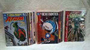 DC Comic Book Lot | NM | Stan Lee's Just Imagine, DC Presents, New Frontier