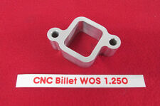 1.250 CNC Billet aluminum water outlet spacer Chevy L6 Inline 250 292