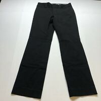 Banana Republic The Sloan Fit Black Pants Size 6 A249