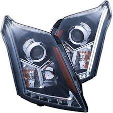 Headlight Set-Projector AUTOZONE/ANZO 111309