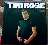TIM ROSE Vinyl LP CBS Records 1967 BPG 63168 First Press Excellent